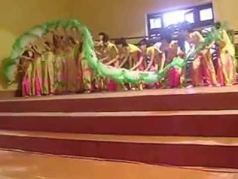 Múa quê tôi - Tập thể A12(12-15) ĐDT - Thanh Hóa (20/11/2012)
