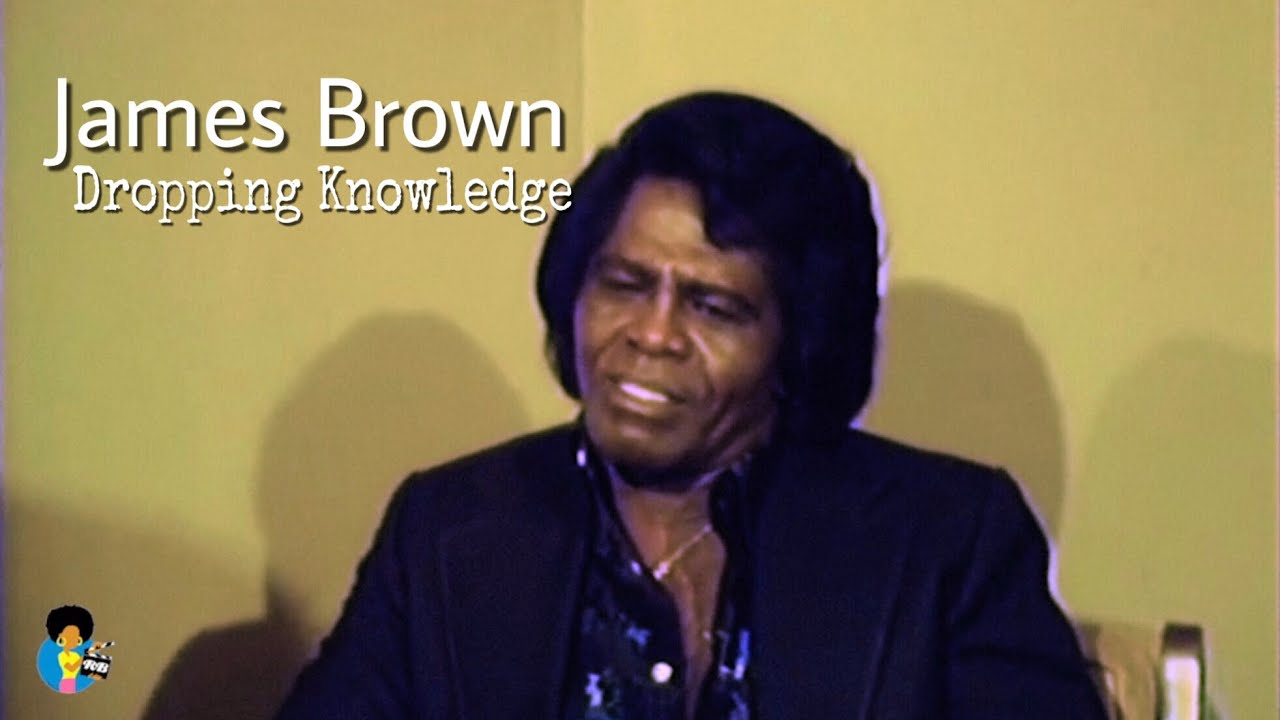 James Brown - Dropping Knowledge (1983)