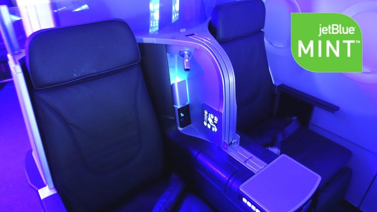 1 200 Jetblue Mint Suites Better Than First Cl Options Best Domestic Flight