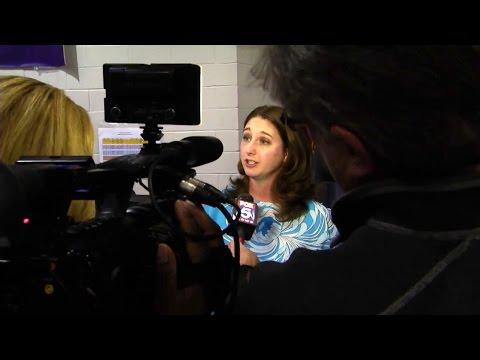 Dedicated Teacher Angie Wytovich of Virginia Wins the 2014-15 Milken Educator Award