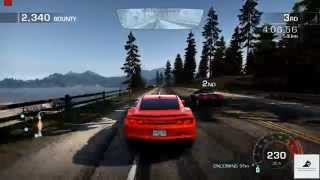 Need For Speed Hot Pursuit (2010) - Carson Ridge Reservoir - Encore Performance 720p PC with FPS