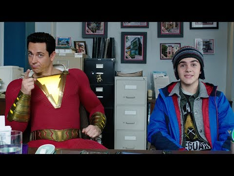A New 'Shazam!' Trailer Promises A Sillier, More 'Deadpool'-ish DCEU Adventure