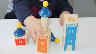Children's game review: Castle Logix (ages 3-8)