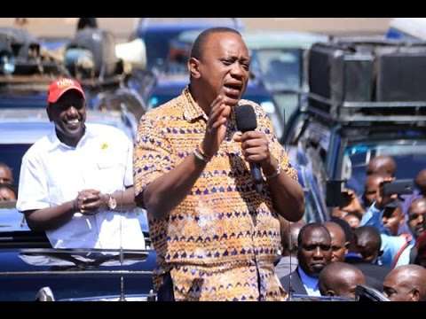 We are more united and organised than the opposition - Uhuru Kenyatta