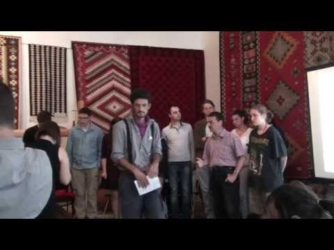 Зелена работна група\'Green' Working Group at Travelling University in Chiprovtsi 2016