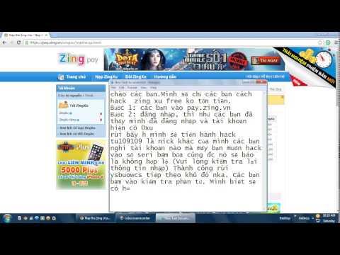 Hack Zing Xu Free