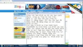 Repeat youtube video Hack Zing Xu Free