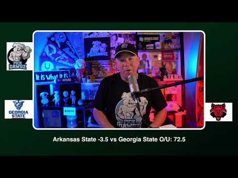 Arkansas State vs Georgia State Free College Football Pick and Predictions CFB Tip Thursday 10/15/20