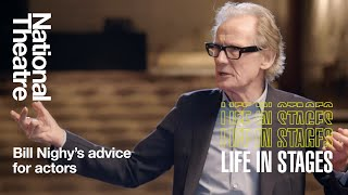 Bill Nighy's Incredible Advice for Actors (and Life!) | Life in Stages