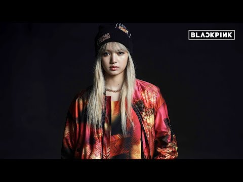 LISA From BLACKPINK (Easy Lyrics)