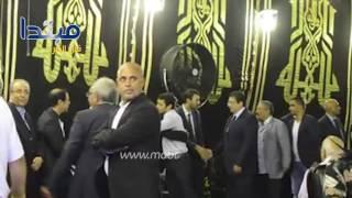 فيديو| الصقر يشارك الأهلى أحزانه
