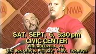 NWA World Wide Pro Wrestling 8/23/86