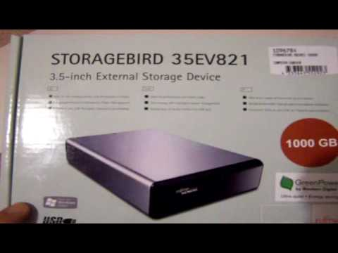 STORAGEBIRD 35EV821 WINDOWS 7 DRIVERS DOWNLOAD