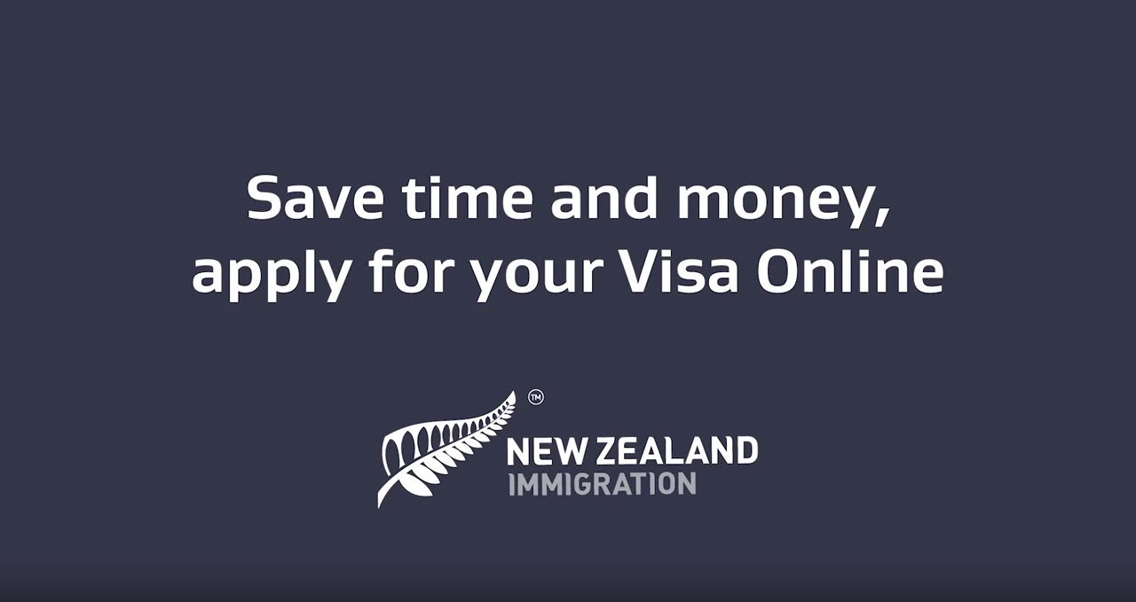Apply for your visa online | Immigration New Zealand