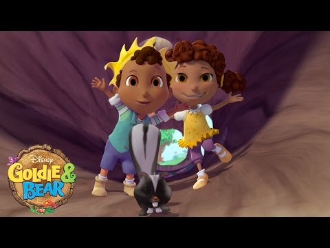 We Wanna Be Like You   Music Video   Goldie & Bear   Disney Junior