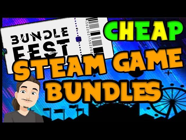 Fanatical Bundle Fest Event || Loads of Cheap Steam Game Bundles || Rage 2 Free on Epic!