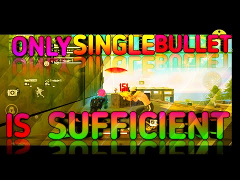 ONLY SINGLE BULLET IS SUFFICIENT PART 2❤❤🔥||HIND GAMER