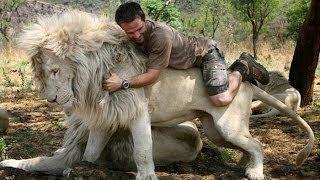 Repeat youtube video National Geographic | Aslan ile insanın dostluğu (Türkçe Dublaj)