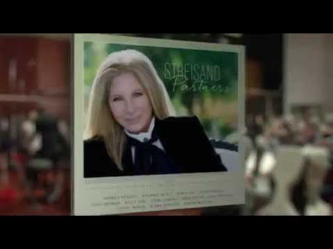 Barbra Streisand – Partners TV Spot