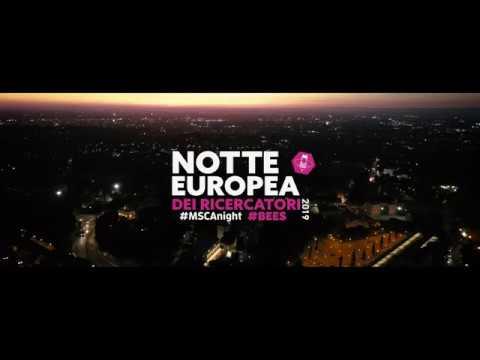 La Notte Europea dei Ricercatori BEES 2019
