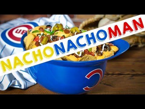 Nacho Nacho Man (Macho Macho Man Parody)