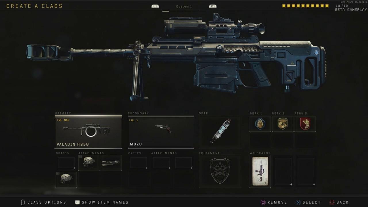 Black Ops 4 Sniping/Quickscoping Class Setup (Paladin & Koshka Sniper  Rifles) Bo4 Sniping