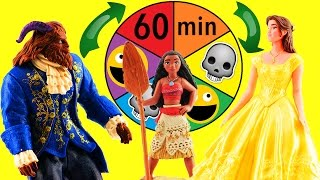 Video Spin The Wheel Game Toy Compilation 1 Hr long. Moana, Beauty and the Beast & Trolls Toy Surprises! download MP3, 3GP, MP4, WEBM, AVI, FLV April 2017