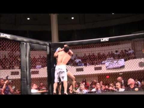 5150 FightWear Presents - Tony Rios vs Alex Rojas