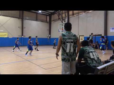2017 D2 Kauai County Boys Basketball Championship