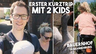 Urlaub ja - Wohnen nein Danke I Bauernhof mit Baby und Kind I Mellis Blog