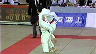 -56 M.Otsuka vs N.Mizoguchi 1995 All Japan Judo