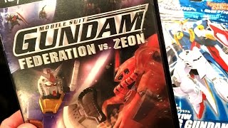 Classic Game Room - MOBILE SUIT GUNDAM: FEDERATION VS. ZEON review for PlayStation 2