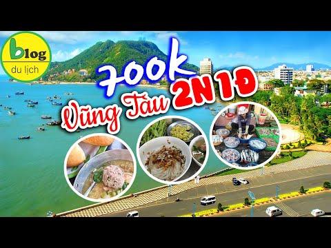 Kinh nghiệm du lịch Vũng Tàu 2 ngày 1 đêm chỉ 700.000đ ăn hải sản, tham quan nhiều điểm