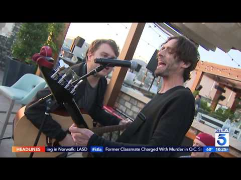Rehearsal With Tyson Ritter Of