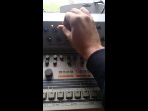 Sherman Filterbank 2 + Roland TR 909