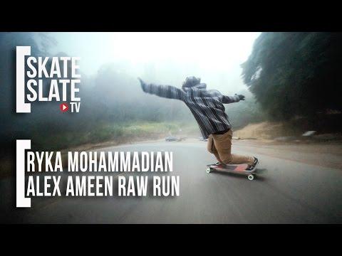 "Ryka Mohammadian - Alex ""Bad Decisions"" Ameen Raw Run - Skate[Slate].TV"