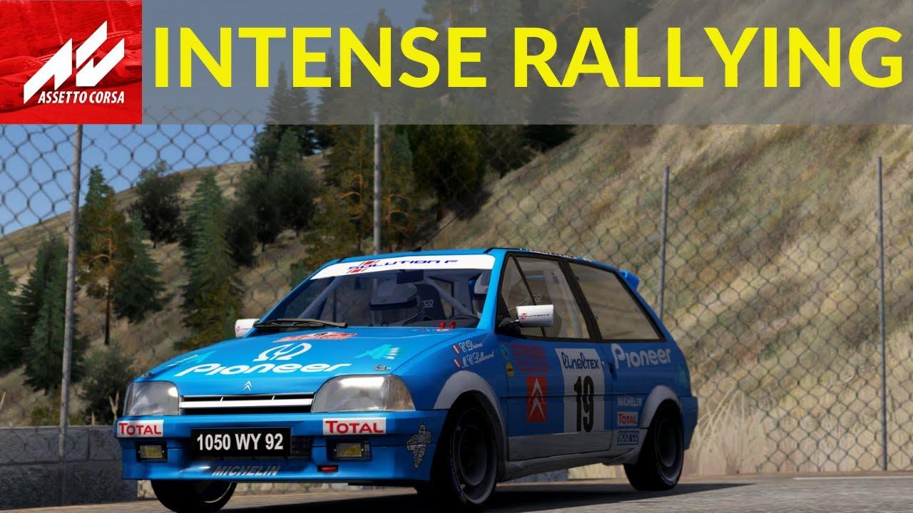 Best Assetto Corsa Rally mods