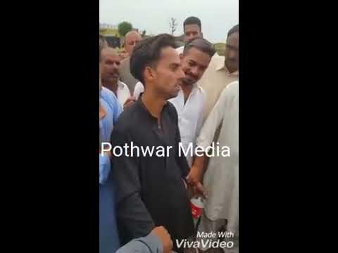 Chore pakra geya.  Gujar Khan