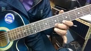Sochenge Tumhe Pyar (Deewana) Full Guitar Tab Lesson