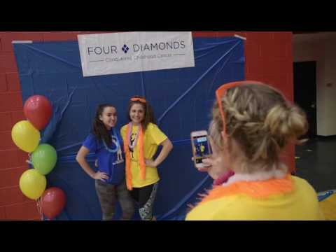 Easton Area High School students hold Mini-THON on March 31, 2017