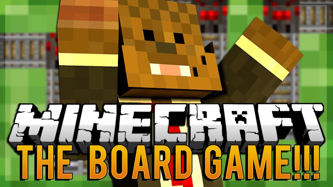 Minecraft: The Board Game - YouTube