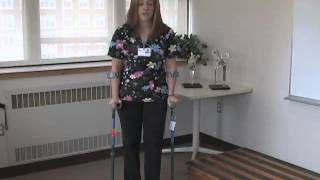 How To Use Forearm Crutches