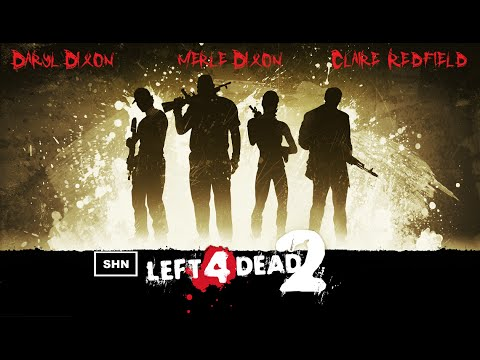 Left 4 Dead 2 1080p/60fps Walkthrough Longplay Gameplay No Commentary