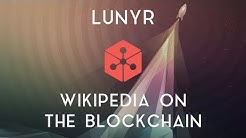 LUNYR | Wikipedia on the blockchain