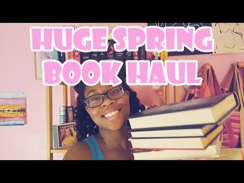 Huge Spring Haul/Unboxing
