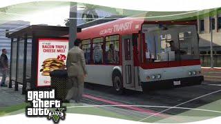 Video GTA V # 72 - Franklin Motorista de Ônibus (O Assassinato no Ônibus) Grand Theft Auto 5 download MP3, 3GP, MP4, WEBM, AVI, FLV Oktober 2018