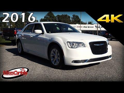 2016 Chrysler 300 Limited - Ultimate In-Depth Look in 4K