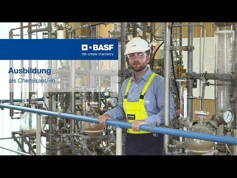Ausbildung als Chemikant/in bei der BASF Coatings