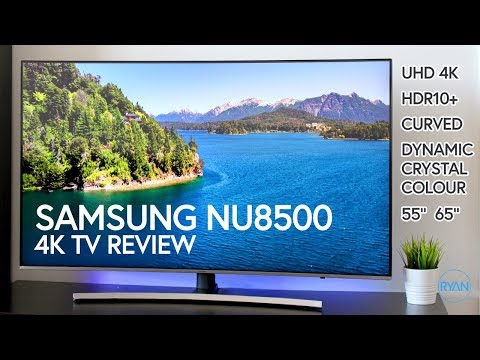 Samsung 55NU8500 / 65NU8500 4K UHD TV Review - I'M IMPRESSED