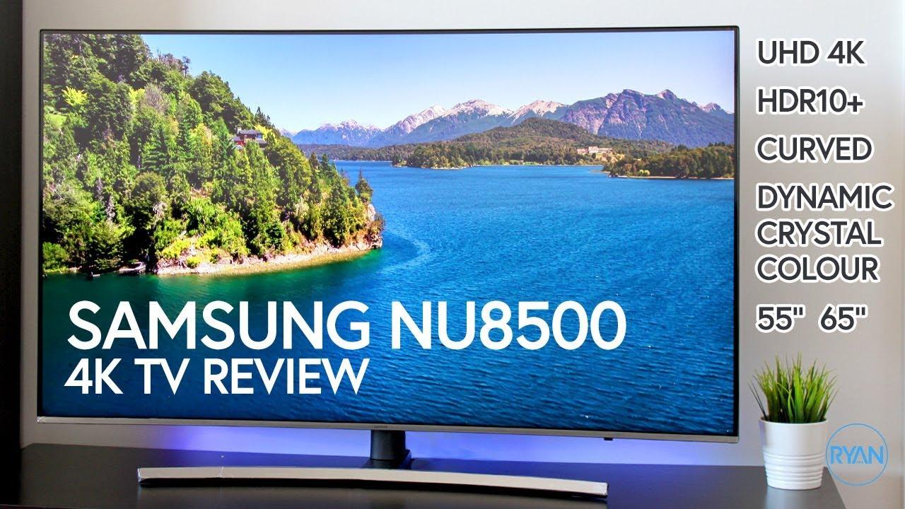 Samsung 55NU8500 / 65NU8500 4K UHD TV Review - I'M IMPRESSED!